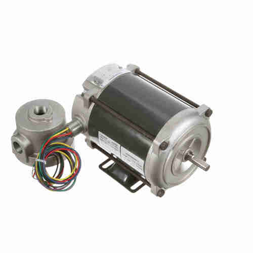 Marathon H454 1/12 HP 1800 RPM 115 Volts Explosion Proof Motor