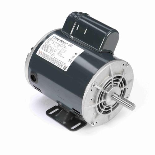 Marathon S037 1 HP 1800 RPM 115/230 Volts General Purpose Motor