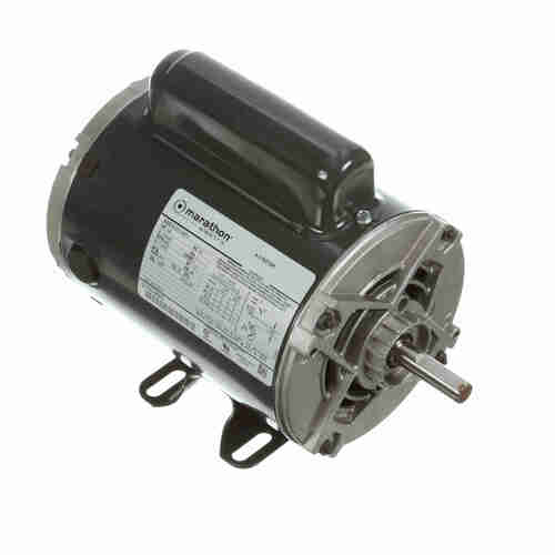 Marathon CG111 3/4 HP 3600 RPM 115/230 Volts General Purpose Motor