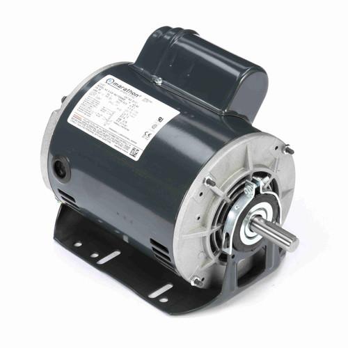 Marathon S117 1 HP 1800 RPM 115/230 Volts General Purpose Motor