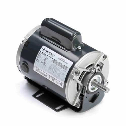 Marathon C133 1/2 HP 1800 RPM 115/230 Volts General Purpose Motor