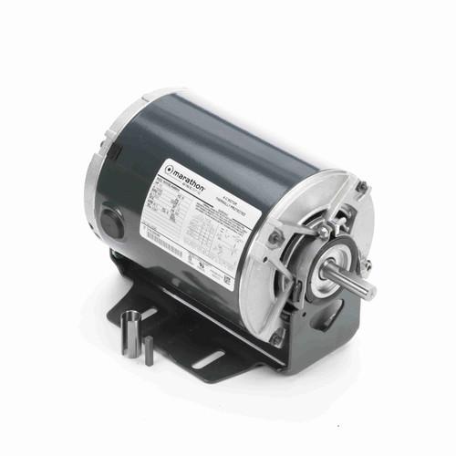 Marathon HG692 1/3 HP 1425 RPM 110/220 Volts General Purpose Motor
