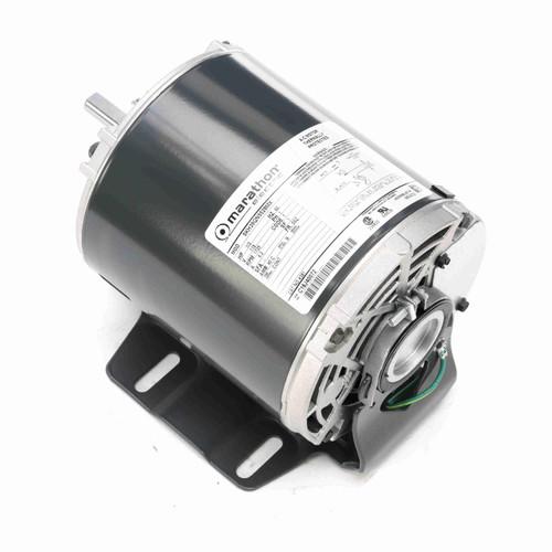 Marathon 4381 1/3 HP 1800 RPM 115 Volts General Purpose Motor