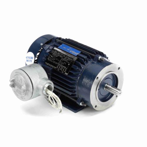 Marathon C362A 1-1/2 HP 1800 RPM 208-230/460 Volts Explosion Proof Motor