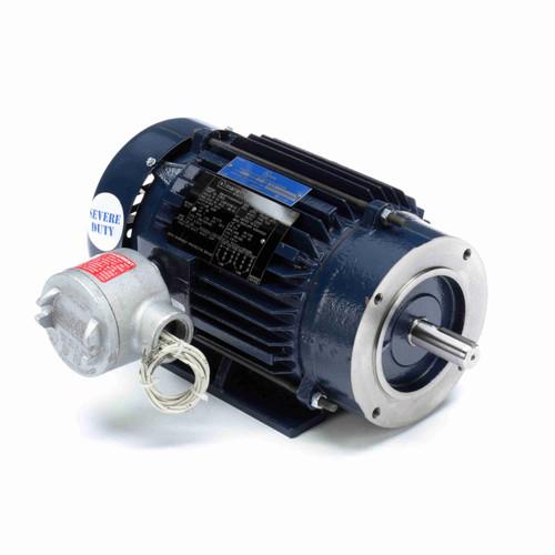 Marathon C361A 1 HP 1800 RPM 208-230/460 Volts Explosion Proof Motor