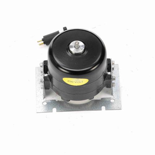 Morrill 5R023 38 Watts 1550 RPM 230 Volts ARKTIC SSC ECM Refrigeration Motor