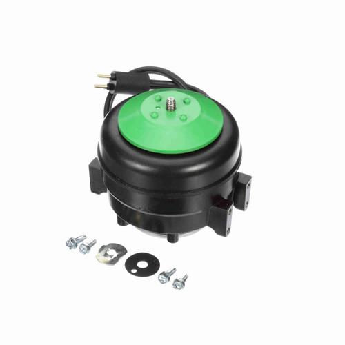 Morrill 5R021 25 Watts 1550 RPM 115 Volts ARKTIC SSC ECM Refrigeration Motor