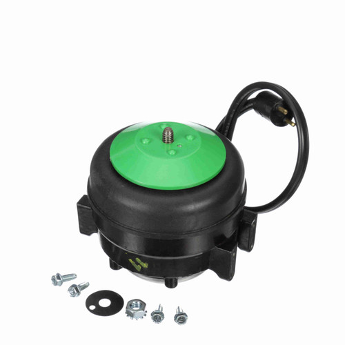 Morrill 5R016 12 Watts 1550 RPM 115 Volts ARKTIC SSC ECM Refrigeration Motor