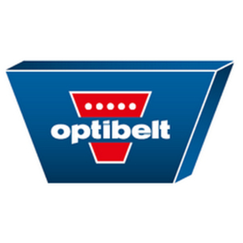 Optibelt BX63 BX Section Cogged Belt