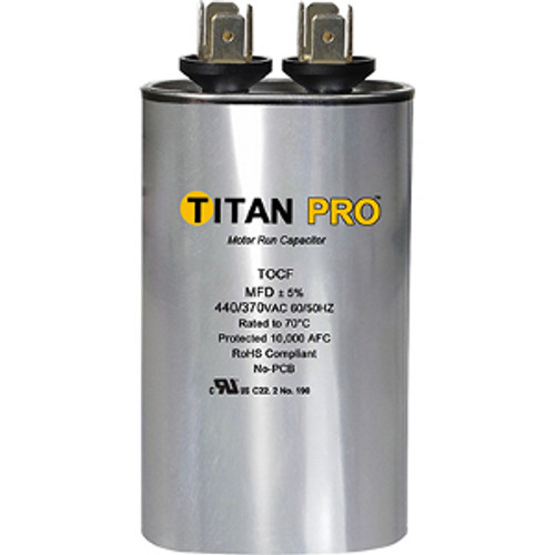 Packard TOCF7.5 Run Capacitor