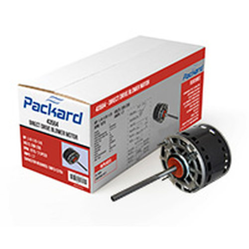 Packard 43581 Direct Drive Blower Motor