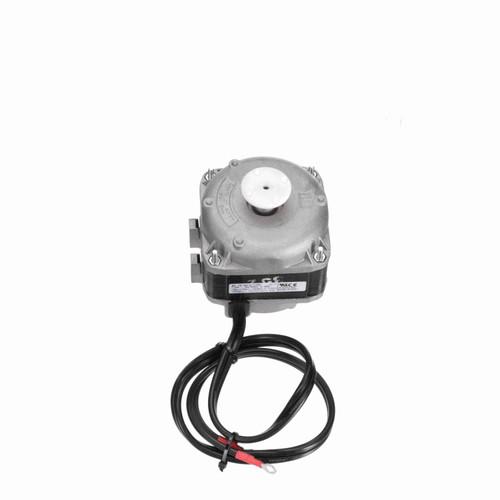 Elco EC16W115 16 Watt 115 Volts 1550 RPM Refrigeration Fan Motor