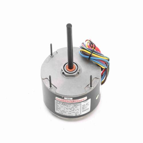 Century F1026 1/4 HP 1075 RPM 208-230 Volts Condenser Fan Motor