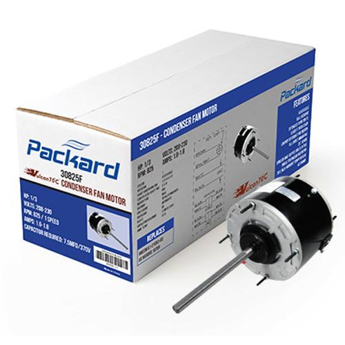 Packard 60825F Condenser Fan Motor
