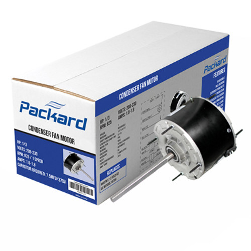 Packard 45488B Condenser Fan Motor