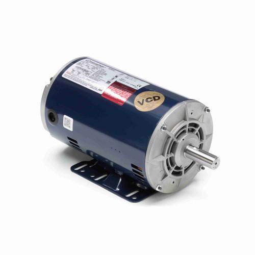 Marathon U424A 2 HP 1800 RPM 230/460 Volts General Purpose Motor