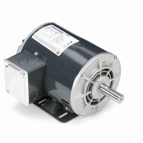 Marathon K063 1 HP 1800 RPM 208-230/460 Volts General Purpose Motor