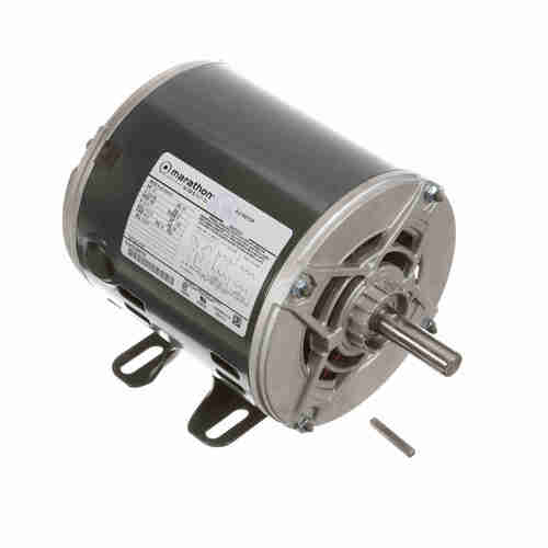Marathon K318 1/2 HP 1425 RPM 220/380 Volts General Purpose Motor