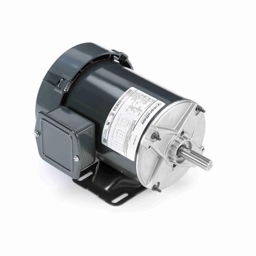 Marathon K161 3/4 HP 1800 RPM 208-230/460 Volts General Purpose Motor