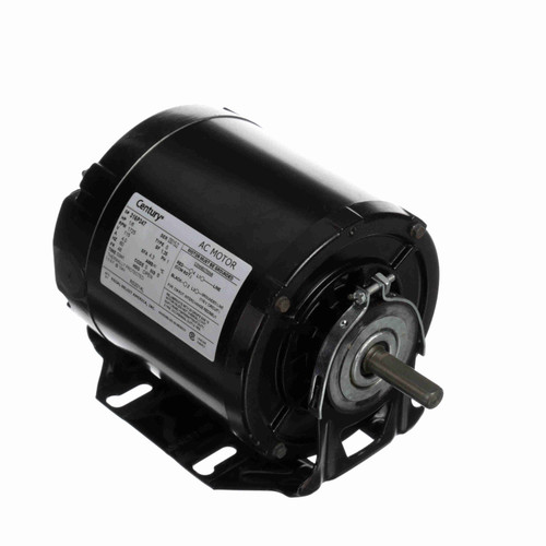 Century RS2014L 1/6 HP 1800 RPM 115 Volts General Purpose Motor