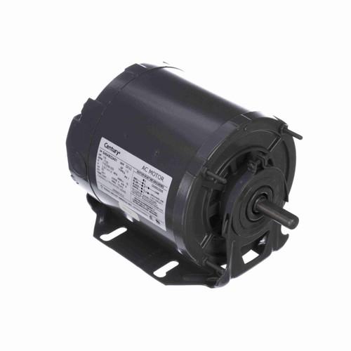 Century ARB2014L2 1/6 HP 1800 RPM 115/208-230 Volts General Purpose Motor