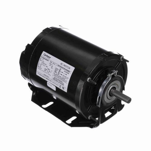 Century ARB2016SV1 1/6 HP 1200 RPM 115/208-230 Volts General Purpose Motor