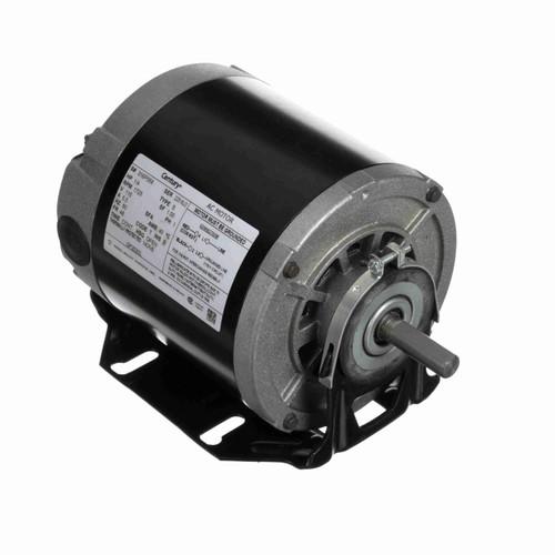Century GF2020L 1/4 HP 1800 RPM 115 Volts General Purpose Motor