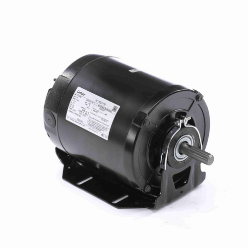 Century RB2026L 1/4 HP 1200 RPM 115 Volts General Purpose Motor