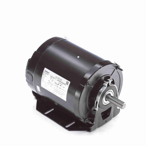 Century RB2026 1/4 HP 1200 RPM 115 Volts General Purpose Motor