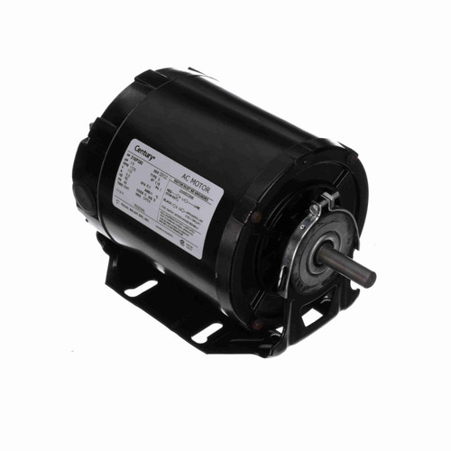 Century RS2034L 1/3 HP 1800 RPM 115 Volts General Purpose Motor