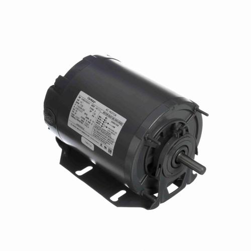 Century ARB2034L6 1/3 HP 1800 RPM 115/208-230 Volts General Purpose Motor