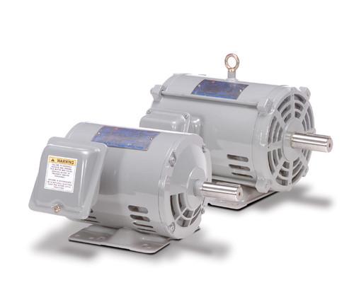 TECO Westinghouse DTP0202 General Purpose Motor