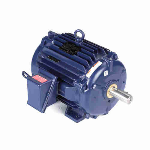 Leeson 824558 15 HP 1200 RPM 230/460 Volts Cooling Tower Motor