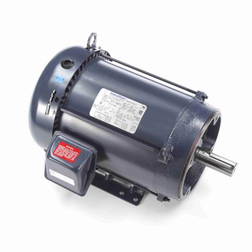 Marathon GT1216A 7-1/2 HP 1800 RPM 230/460 Volts General Purpose Motor