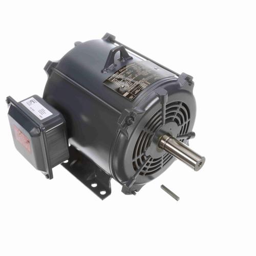 Marathon GT0005A 1-1/2 HP 1200 RPM 230/460 Volts General Purpose Motor