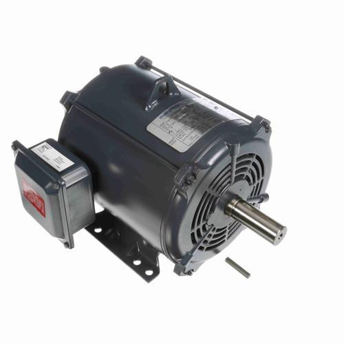 Marathon GT0013A 5 HP 1800 RPM 230/460 Volts General Purpose Motor