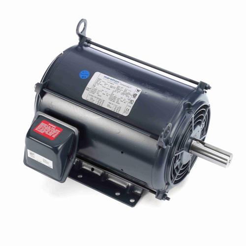 Marathon GT0014A 5 HP 1200 RPM 230/460 Volts General Purpose Motor