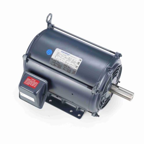 Marathon GT0018A 10 HP 3600 RPM 230/460 Volts General Purpose Motor
