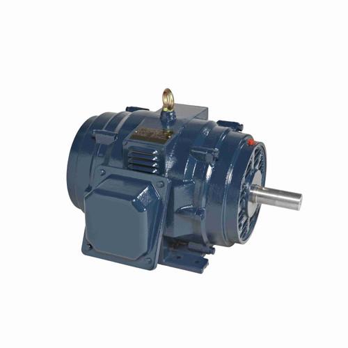 Marathon GT0075 40 HP 1200 RPM 230/460 Volts General Purpose Motor