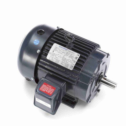 Marathon GT1013A 5 HP 1800 RPM 230/460 Volts General Purpose Motor