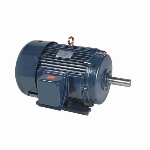 Marathon GT1025A 20 HP 1800 RPM 208-230/460 Volts General Purpose Motor