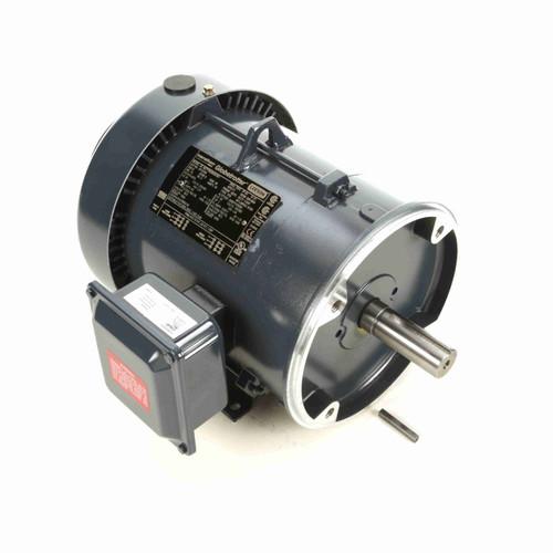 Marathon GT1210A 3 HP 1800 RPM 230/460 Volts General Purpose Motor