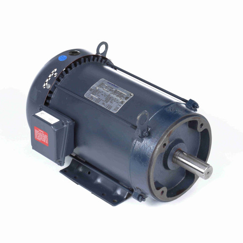 Marathon GT1219A 10 HP 1800 RPM 230/460 Volts General Purpose Motor
