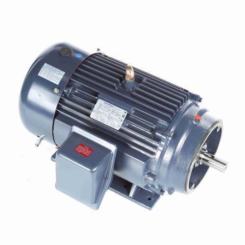 Marathon GT1230A 30 HP 3600 RPM 230/460 Volts General Purpose Motor