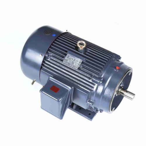 Marathon GT1236A 50 HP 3600 RPM 230/460 Volts General Purpose Motor
