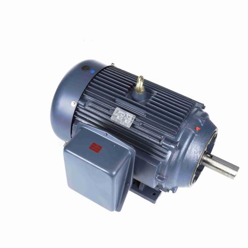 Marathon GT1246A 100 HP 1800 RPM 230/460 Volts General Purpose Motor