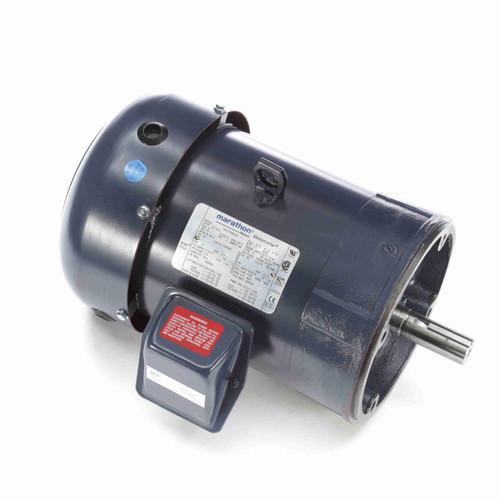 Marathon GT1312A 5 HP 3600 RPM 230/460 Volts General Purpose Motor