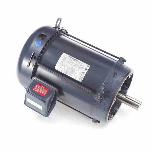 Marathon GT1315A 7-1/2 HP 3600 RPM 208-230/460 Volts General Purpose Motor
