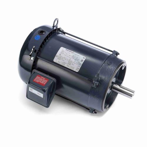 Marathon GT1316A 7-1/2 HP 1800 RPM 230/460 Volts General Purpose Motor