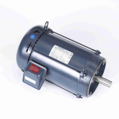 Marathon GT1319A 10 HP 1800 RPM 208-230/460 Volts General Purpose Motor